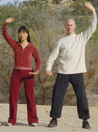 Qigong: Single Hand Supporting the Heavens