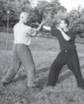 William Tucker and Luigi Zanini